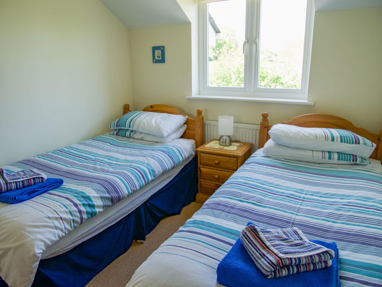 Creekview Twin Bedroom