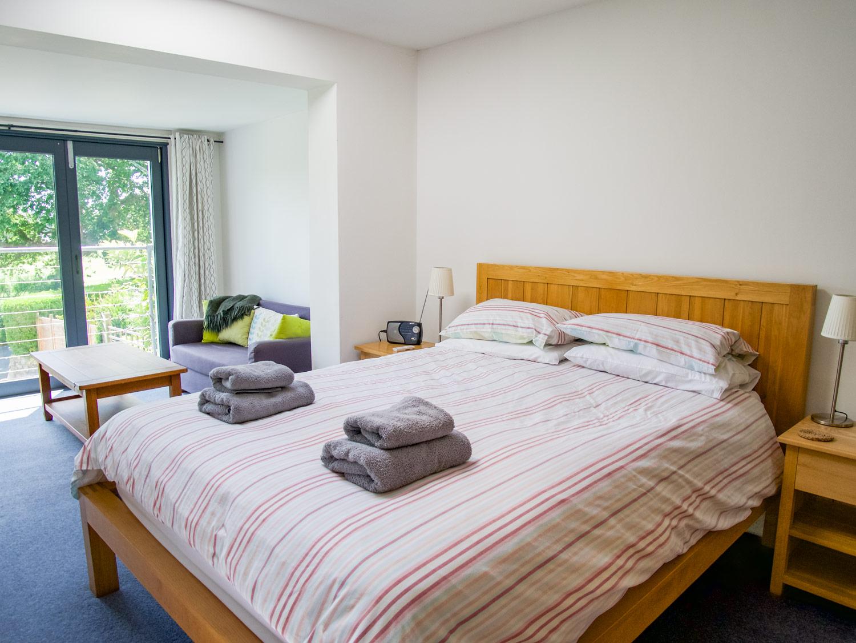 Lookout Cottage Master Bedroom