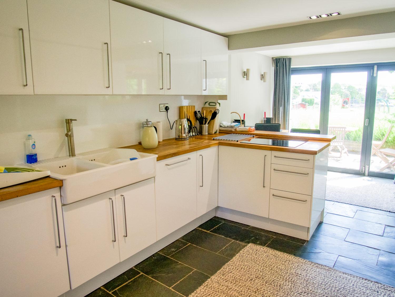 Lookout Cottage Kitchen