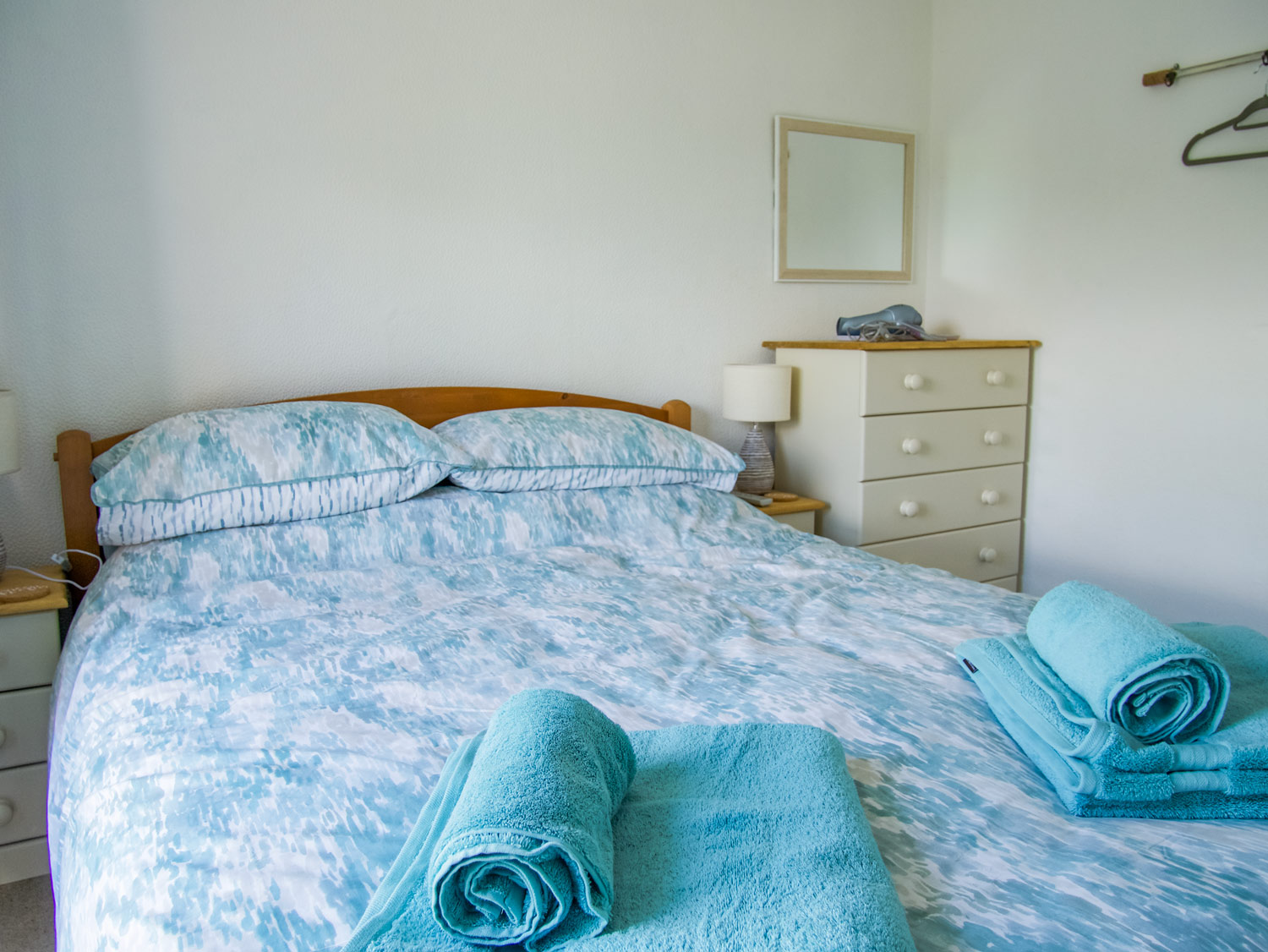 Oysters Master Bedroom