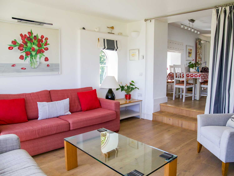 Parc Vean Living Room
