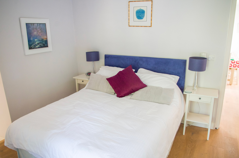 Parc Vean Master Bedroom