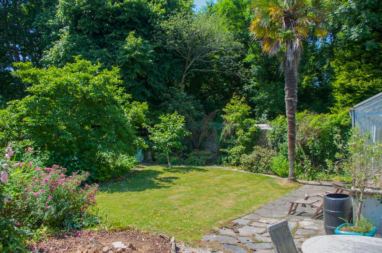 Parc Vean Back Garden