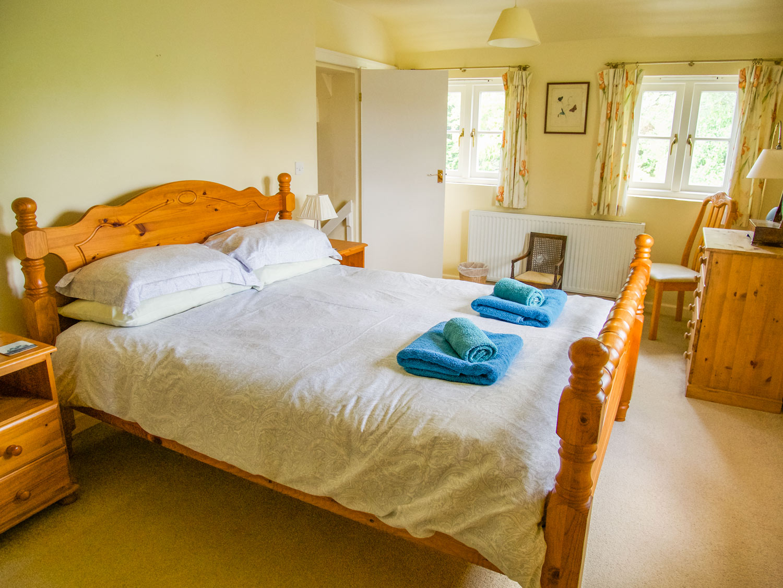 Pixies Cottage Master Bedroom