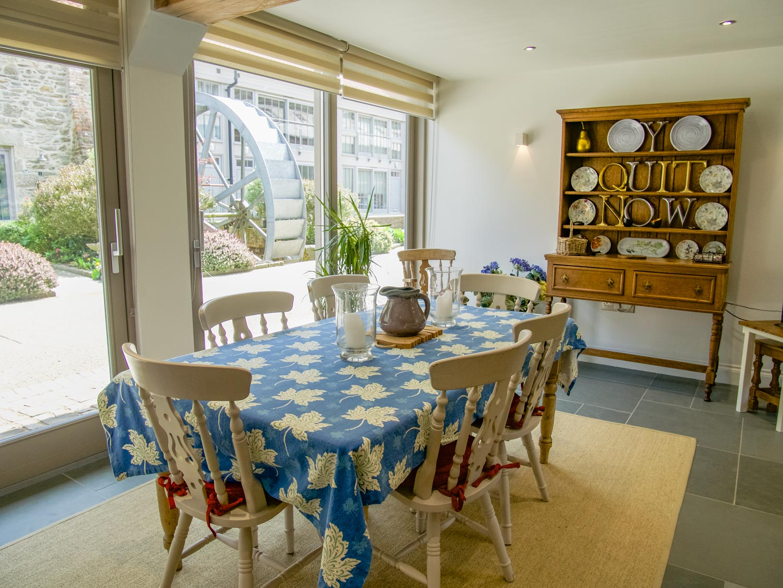 Sabusita Open Planned Dining Area