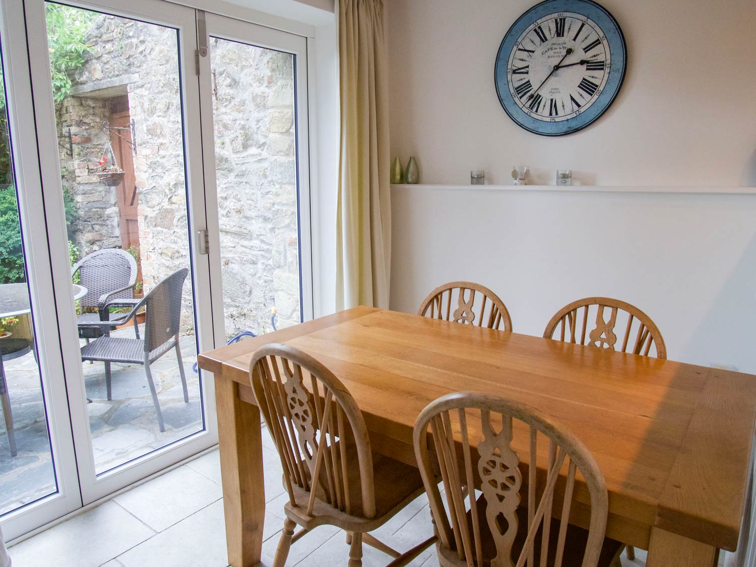 Stable Cottage Dining Area