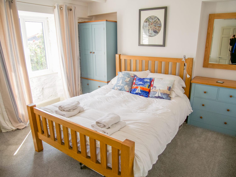 Sunbeam Cottage Master Bedroom