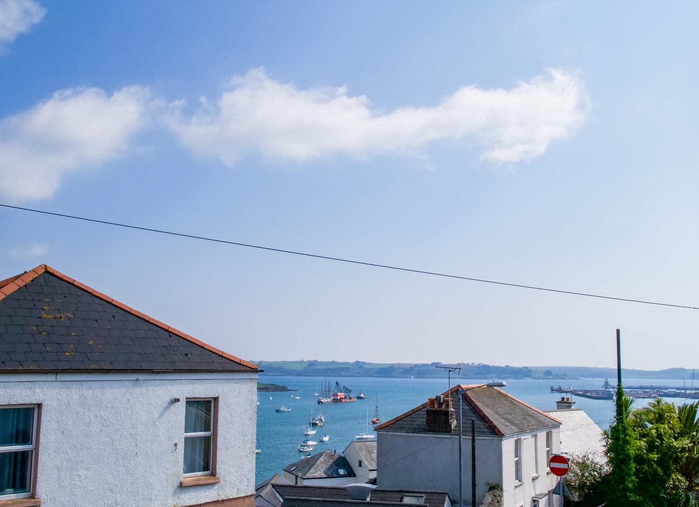Sunbeam Cottage Falmouth Sea Views