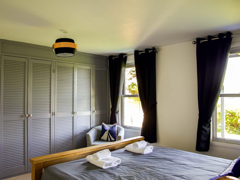 Trecarth Master Bedroom