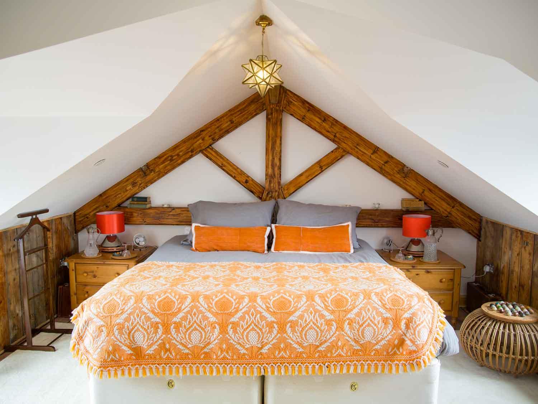 Zawn Haven Sundeck Suite Bedroom