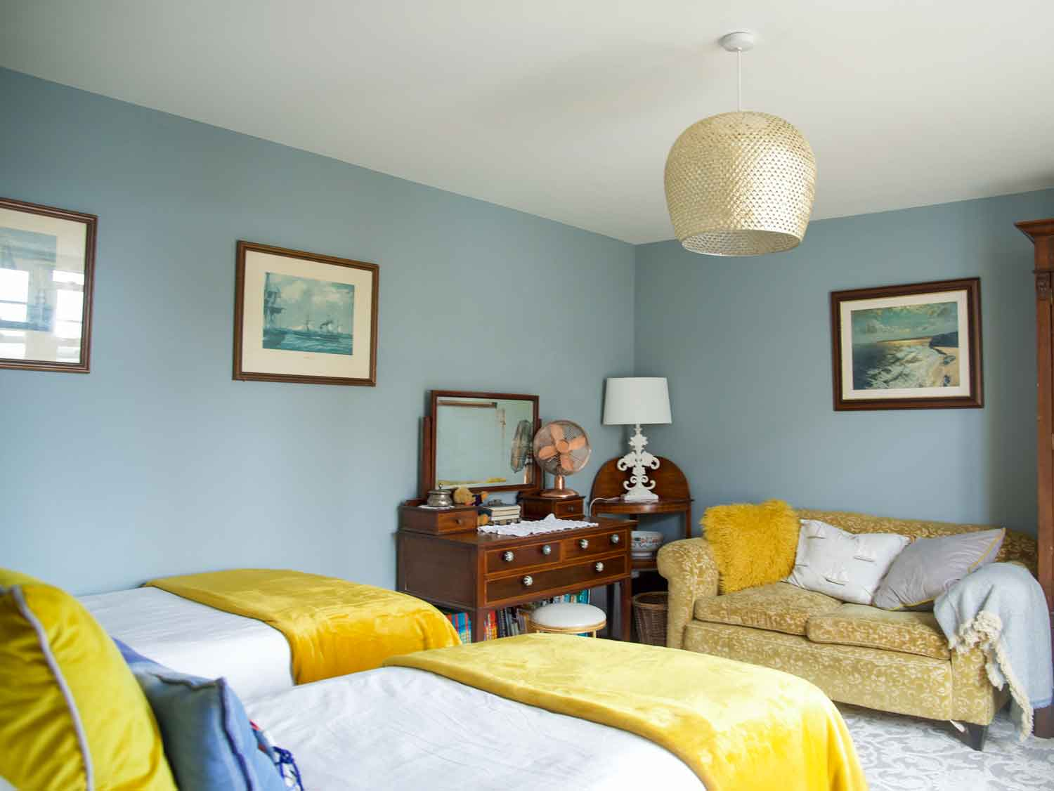 Zawn Haven Easterly Room