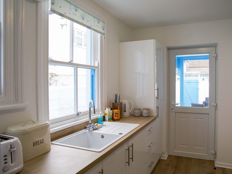 Slipway Cottage Kitchen