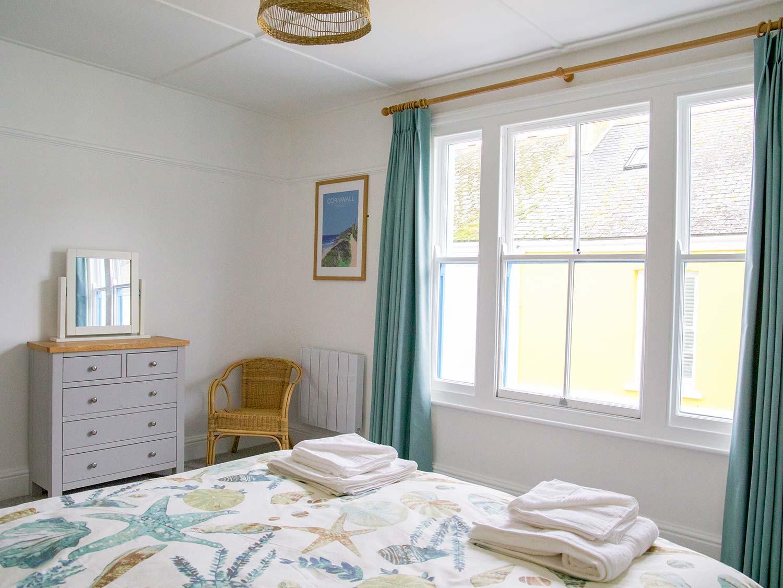 Slipway Cottage Master Bedroom